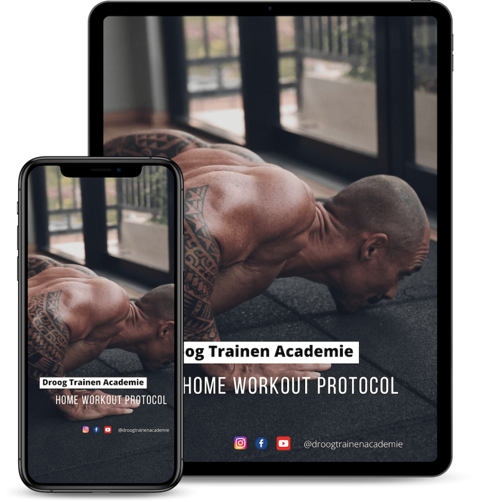 Home Workout Protocol van Henry en RInus