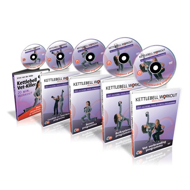 Kettlebell workout programma