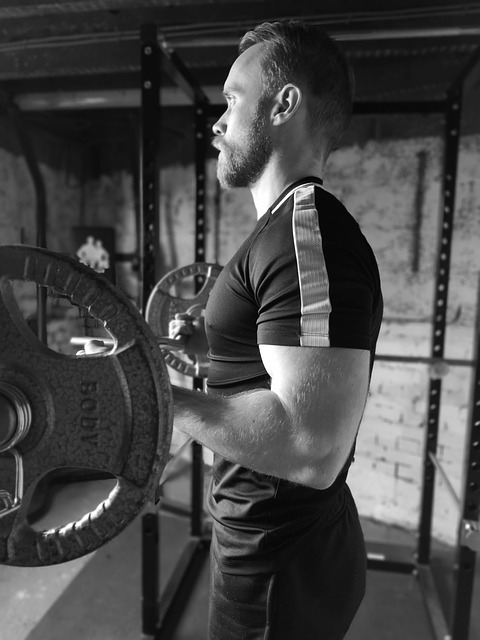 Kennis van spieren: biceps curls