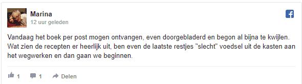 facebook afslankreceptenbijbel