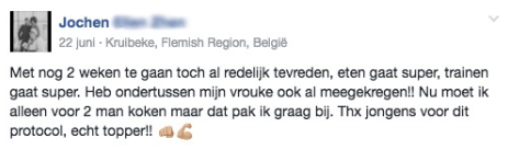 facebook recensie DTP