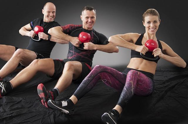 Kettlebell workout voor beginners