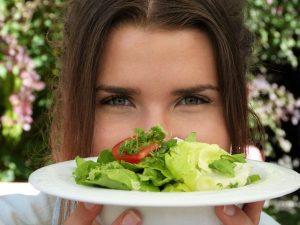 kleine salade