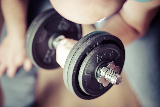 spiergroei beïnvloeden: manier van trainen