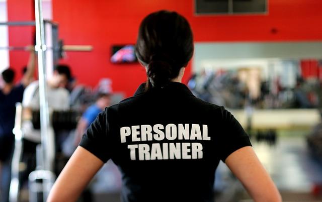 motivatie tip: personal trainer