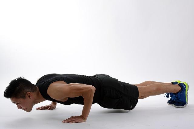 trainen op lichaamsgewicht