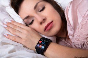 calorieen verbranden in slaap