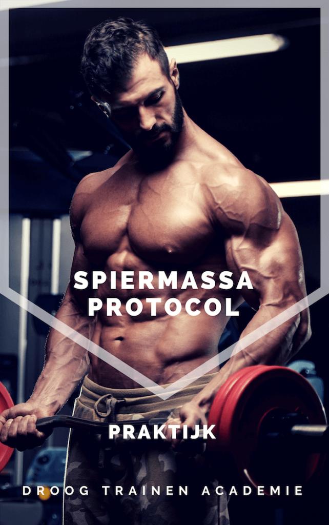 spiermassa protocol praktijk boek