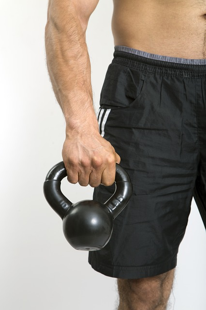 trainingsschema met kettlebell